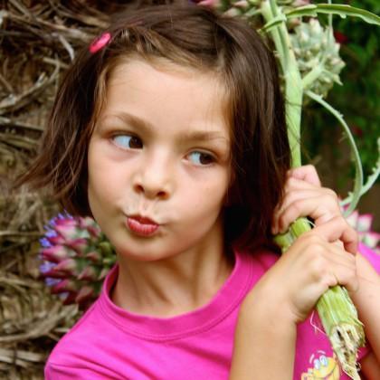 Un agriturismo adatto ai bambini