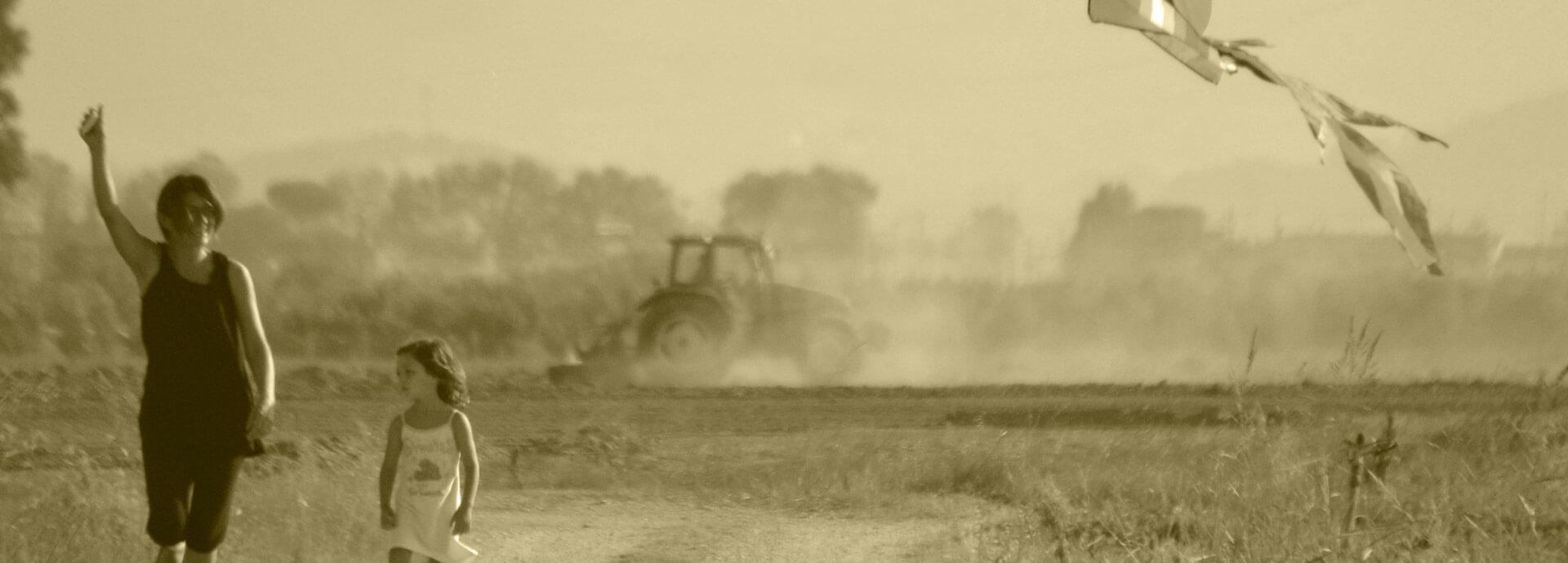 Agriturismo Diciocco in Toscana tra la campagna e il mare